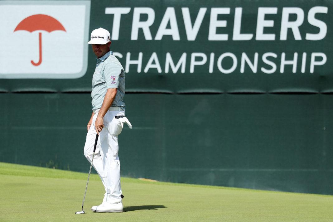 Reavie Wins Travelers Championship
