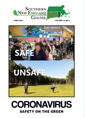 golf magazine, southern new england golfer,